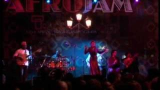 Jam session africana en La Noche en Blanco