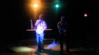 Rated R Performs 16 Bars **Live**