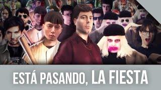 ESTÁ PASANDO, la FIESTA | LOS PRIETO FLORES 2018
