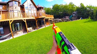 Nerf FPS: The Estate 1 (First Person Shooter)