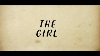 the girl 2d animation