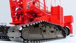 TWH Manitowoc 18000 Crawler Crane by Cranes Etc TV