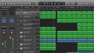 Ed Sheeran - Shape of you (Tangy Remix) - No Vocal