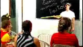 Hermes e Renato - escola de baitolas