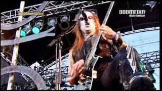 Behemoth - Demigod (Live Sweden Rock)
