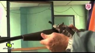 Alternotv | Aventura Deportiva | Preparáte a dar en el blanco y descubre el tiro olímpico