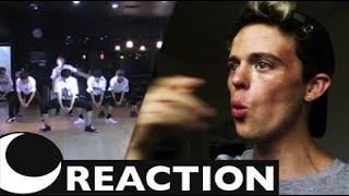 BTS 방탄소년단 Concept Trailer dance practice REACTION!
