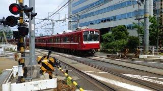 Züge Keikyu Line in Shinagawa 品川区 / Tokyo 東京