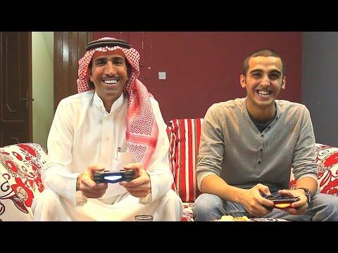 تحدي فايز المالكي ضد مستر شنب - FIFA 15