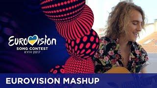 Manel Navarro's Eurovision Mashup!