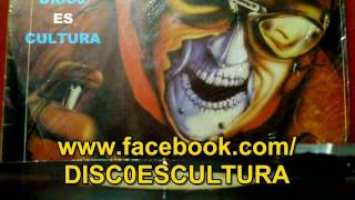 Baron Rojo ♦ Tierra De Vándalos (subtitulos español) Vinyl Rip