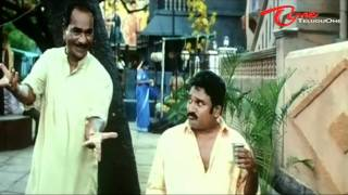Comedy Scene Between - Krishna Bhagawan and Kondavalasa