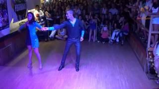Baila Mundo - Luiz Fernando e Thais Dias (Campeonato Na Mesma Sintonia)