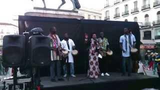 Música africana contra la pobreza