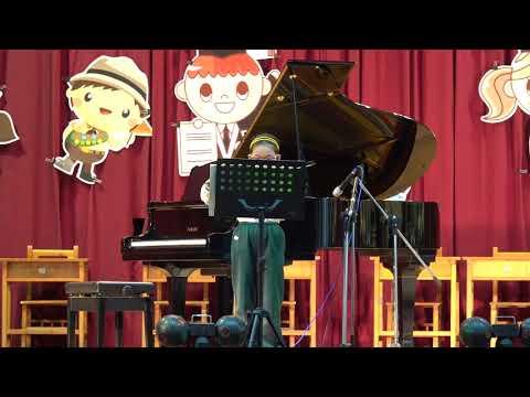 1080402上安達人秀若涵演奏 - YouTube