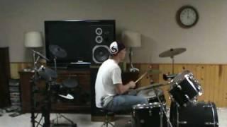 Lil Wayne - Hot Revolver ( Drum Cover by Evan Kraig )