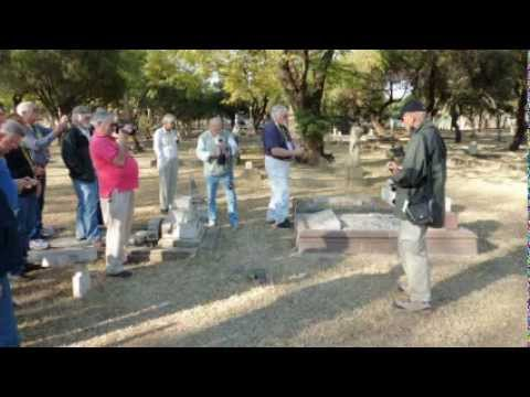 Military History Tour of South Africa 2012