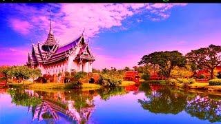 "Rik Marston ""The Sun Rising Over Asia"" Ambient Chill Zen New Age Reiki Spiritual Synthesizer Music"