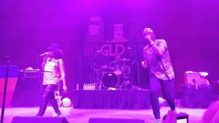 RDGLDGRN - movies - 05.13.17 (live) [snippet] (feat. Kacey Williams of Black Alley)