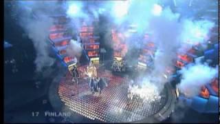 Eurovision Finland Entries 2000-2010 Recap