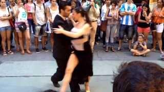 Perfume de mujer. Tango. Buenos Aires