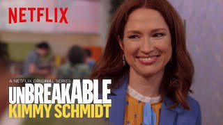 Unbreakable Kimmy Schmidt: Season 4 | Kimmy Fires Kabir [HD] | Netflix