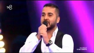 Gürol Tek 'Kaç Kadeh Kırıldı' O Ses Türkiye 19 Aralık 2015   YouTube