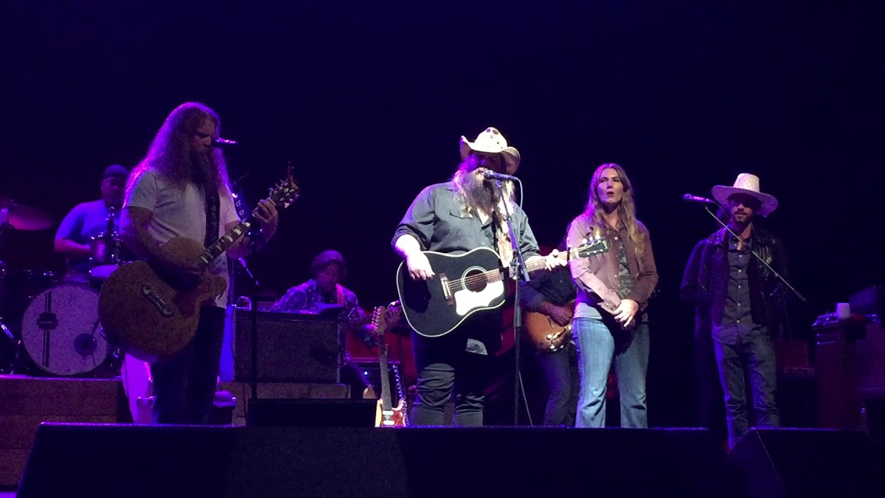 Chris Stapleton Concert Coast To Coast 2 For 1 December