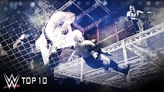 Most Destructive Hell in a Cell Moments - WWE Top 10 width=
