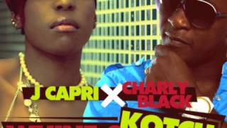 CHARLY BLACK & J CAPRI - WINE & KOTCH EDF REMIX [DJ FLAG' DUBPLATE]