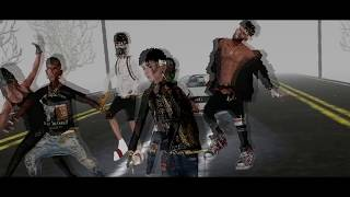 XXXTENTACION - Look At Me (Prod. by Rojas) - IMVU OFFICIAL VIDEO