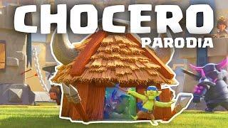 CHOCERO (PARODIA DE CLASH ROYALE) | Torero - Chayanne | GiovaGames