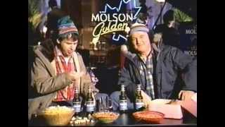 Molson Gold Commercial 1997 - Bob & Doug