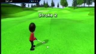 """Wii Sports Golf """"Nice On"""" (EarRape)"""
