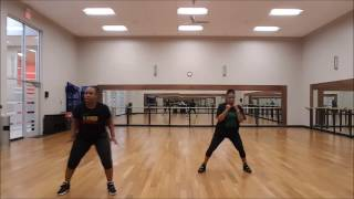 D.A.T-Fitness® Choreography: Jungle Bae by Skrillex and Diplo Feat. Bunji Garlin