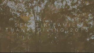 Sendzik Family Thanksgiving 2015