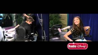 Madison Beer and Justin Bieber | Radio Disney