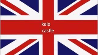 Ingilizce Kursları: Eğer Farklı Yerlerde Telaffuz Nasıl (1)