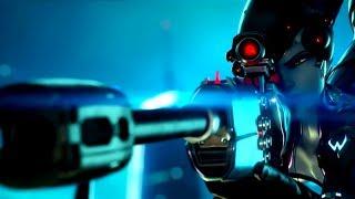 Widowmaker Overwatch Montage -Music by: JT Machinima I'll make a Widow of you-