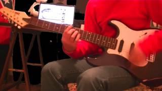 "Svalutation - Adriano Celentano ""guitarcover by Su Soadori"""