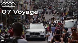 Audi Q7 2016: Voyage to Vorsprung durch Technik
