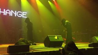 Rancore and the GusBumps orqestra - Rapper al rovescio (Atlantico live 22-04-2017)