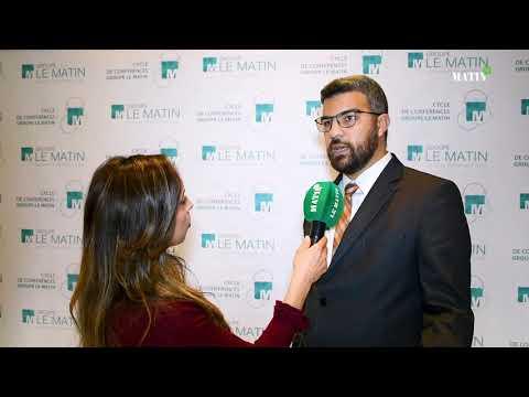 Video : CCGM 2020: déclaration de Zakaria Boukal, Chef du département Analyses territoriales à l'Agence régionale d'exécution des projets de Casablanca-Settat