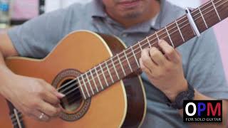 Handog - Florante (solo guitar cover)