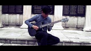 Alan Walker- faded guitar cover (versión kfir-ochaion)