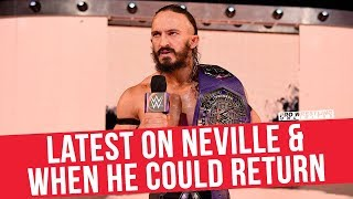 Latest On Neville & When He Could Return To TV