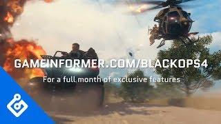 Call Of Duty: Black Ops 4 Exclusive Coverage Trailer