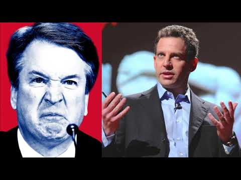 Top 5 Reasons YOU'RE AN IDIOT for defending Brett Kavanaugh (Sam Harris/Bill Maher)