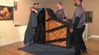 How to Move a Grand Piano in Less than 3 minutes width=