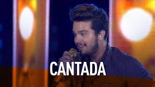 Luan Santana - Cantada (DVD Festeja Brasil 2016) [Vídeo Oficial]